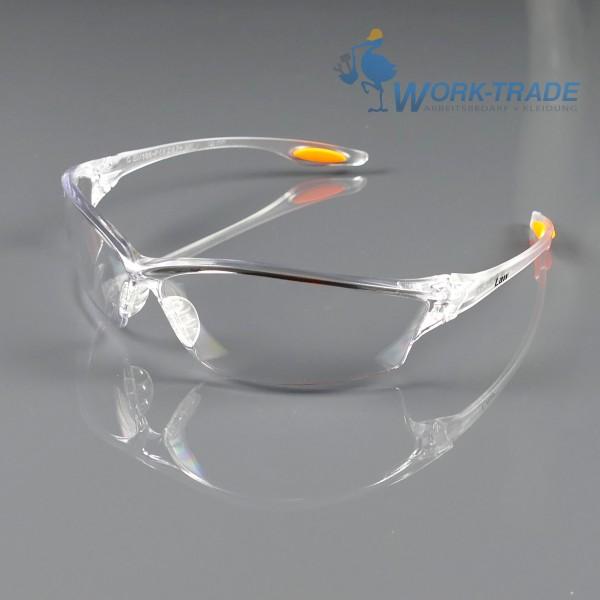 Schutzbrille - MCRLAW-T - UV Schutz - Polycarbonat - Gelpolster