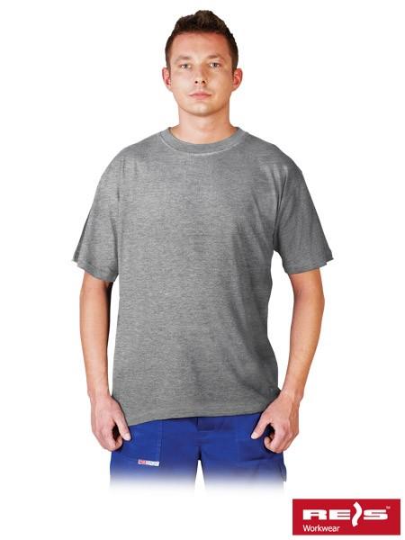 T-Shirt - TSM - 100% Baumwolle - Grau