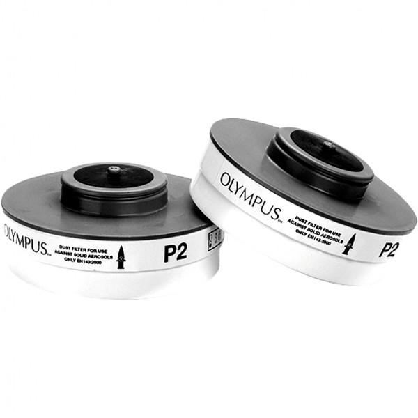 Staubfilter - MIDI-P2 - 1 Paar - Typ P - Klasse 2 - JSP - Made in UK