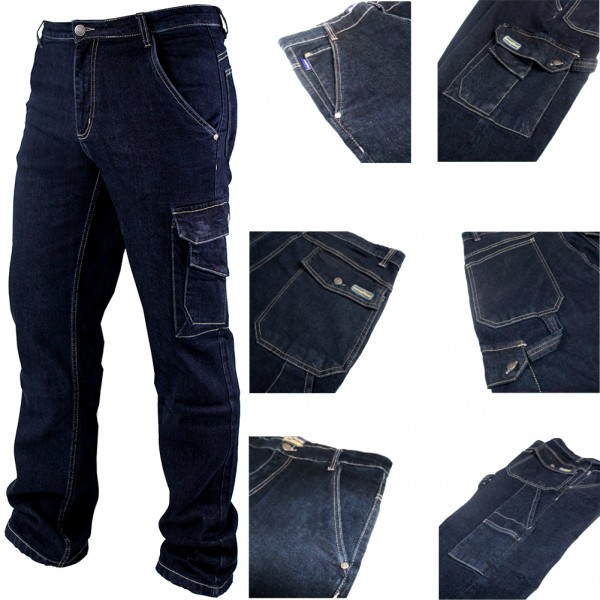 Arbeitshose - Goodyear - Jeans - PNT030