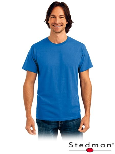 T-Shirt - ST2000 - 100% Baumwolle - Hellblau