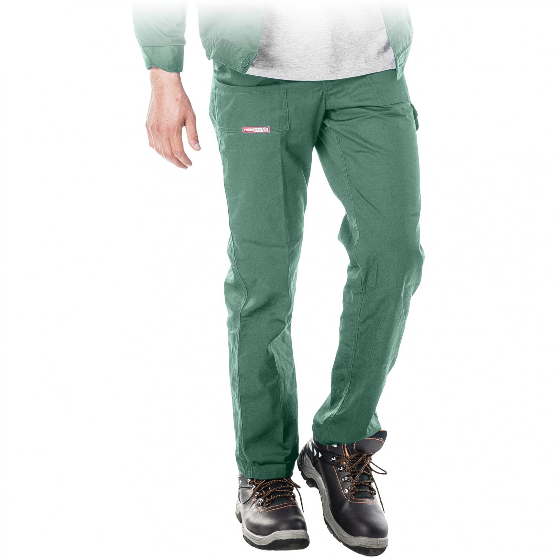 Arbeitshose Bundhose Grün Schutzkleidung Arbeitskleidung Hose Gr 48-62